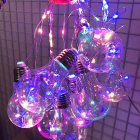 Гирлянда «Лампочки» (диоды)